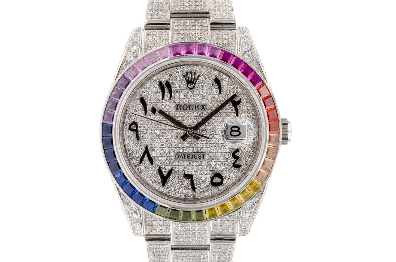 Rolex Datejust 126300 2021 nou