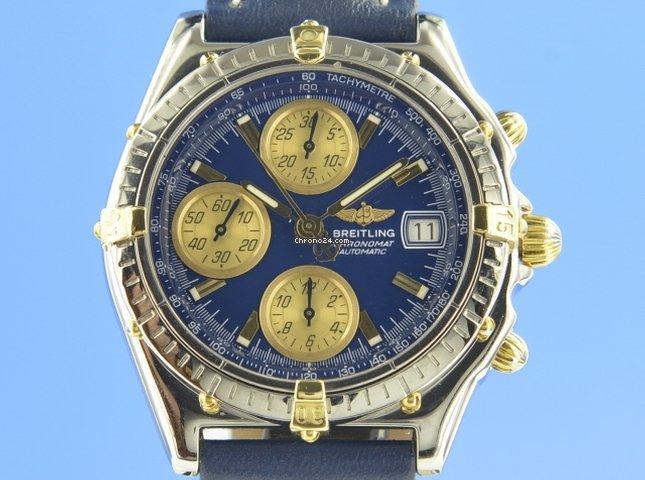 Breitling Chronomat B13050 pre-owned
