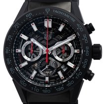 TAG Heuer Ceramic Automatic 45mm pre-owned Carrera