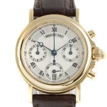 Breguet Women's watch Marine 29mm Automatic pre-owned Watch only 2003