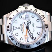 Rolex Explorer II Steel 42mm White No numerals United Kingdom, Whitby- North Yorkshire