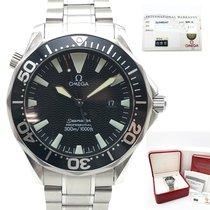 Omega Seamaster Diver 300 M 2264.50.00 Muy bueno Acero 41mm Cuarzo