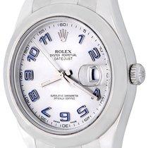 Rolex Datejust II Steel 41mm Silver Arabic numerals United States of America, Texas, Dallas