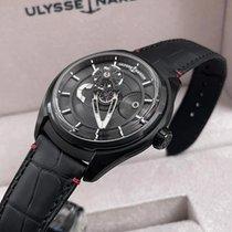 Ulysse Nardin Titanium 43mm Automatic 2303-270/BLACK new