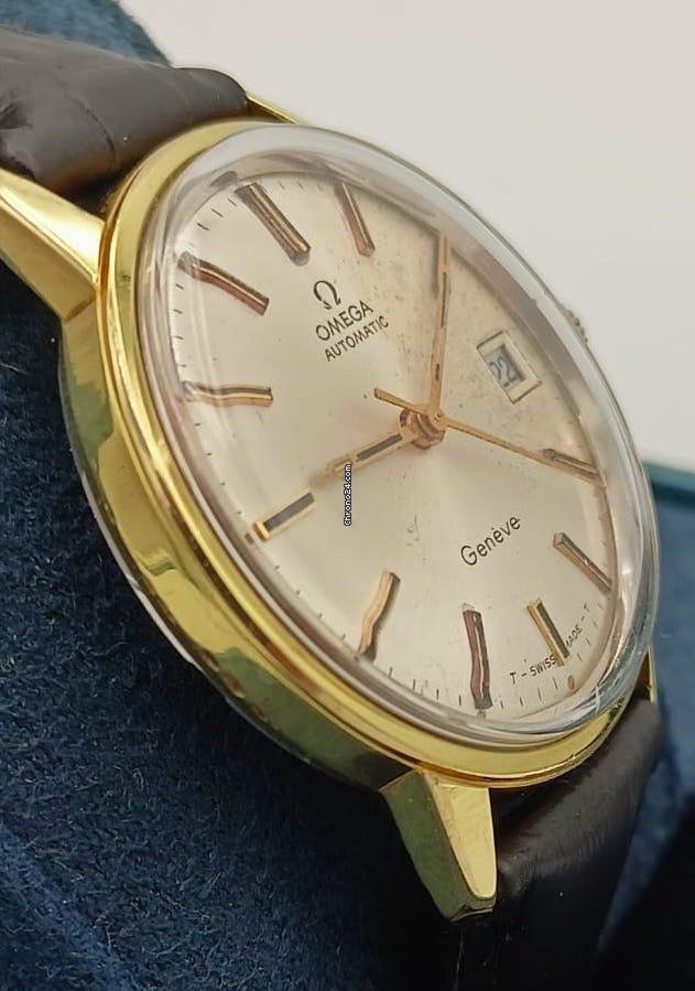 Omega Genève 166.002 1960 pre-owned