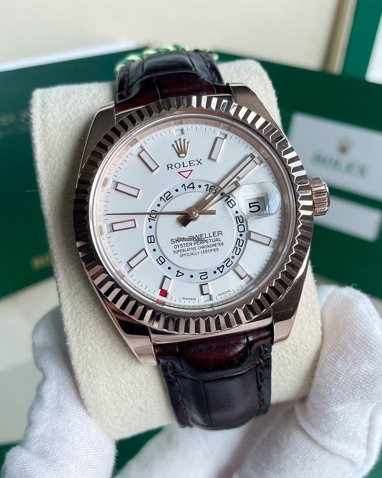 Rolex Sky-Dweller 326135-0005 2018 pre-owned