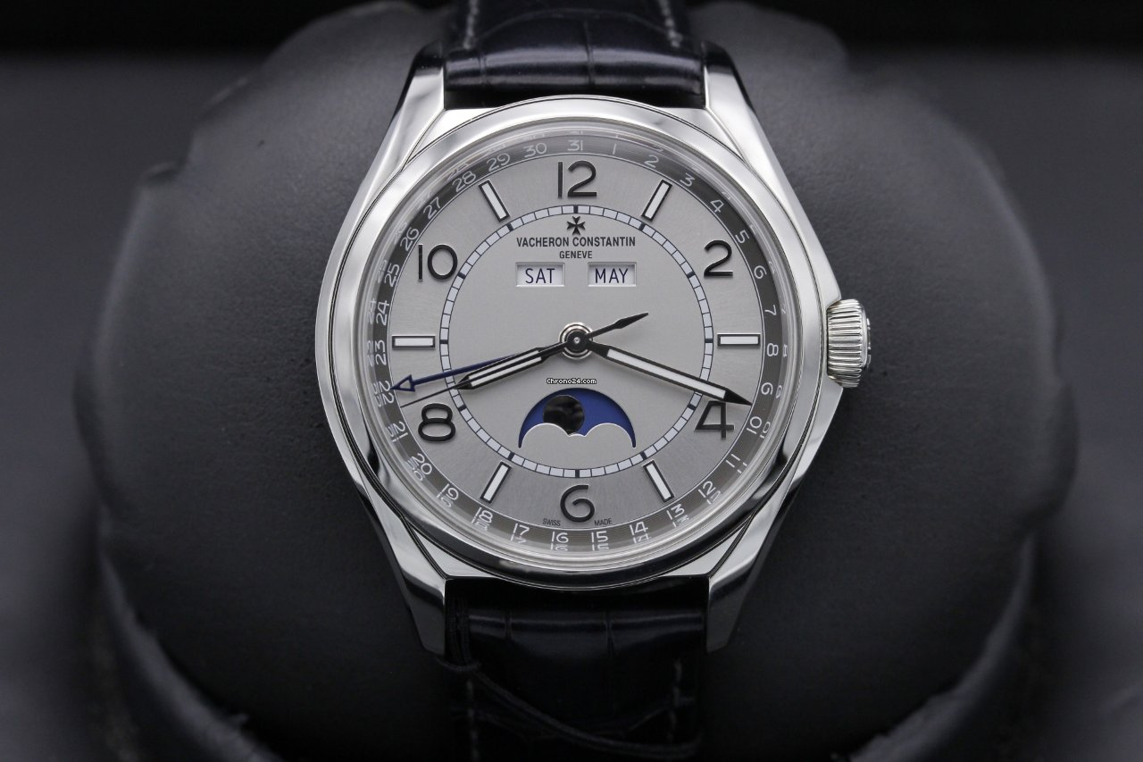 Vacheron Constantin Fiftysix 4000E/00A-B439 2020 pre-owned