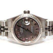 Rolex Lady-Datejust Aur/Otel 26mm Sidef