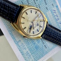 Jaeger-LeCoultre Gold/Steel 34mm Automatic pre-owned