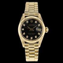 Rolex Lady-Datejust Gelbgold Schweiz, Nyon (Genéve)