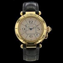 Cartier Gelbgold Automatik 10903605 gebraucht Schweiz, Nyon (Genéve)