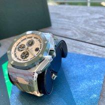 Audemars Piguet Royal Oak Offshore Chronograph 26400SO.OO.A054CA.01 / K07316-AL1650 Unworn Steel 44mm Automatic