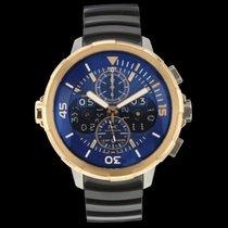 IWC Aquatimer Perpetual Calendar Digital Date-Month Rose gold