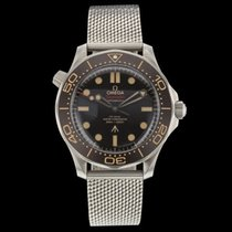 Omega Seamaster neu 2021 Automatik Uhr mit Original-Box und Original-Papieren 10903407