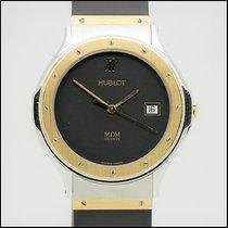 Hublot Classic Acero y oro 36mm Negro Sin cifras España, BARCELONA