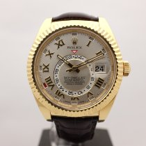 Rolex Sky-Dweller Yellow gold 42mm Canada, Montreal