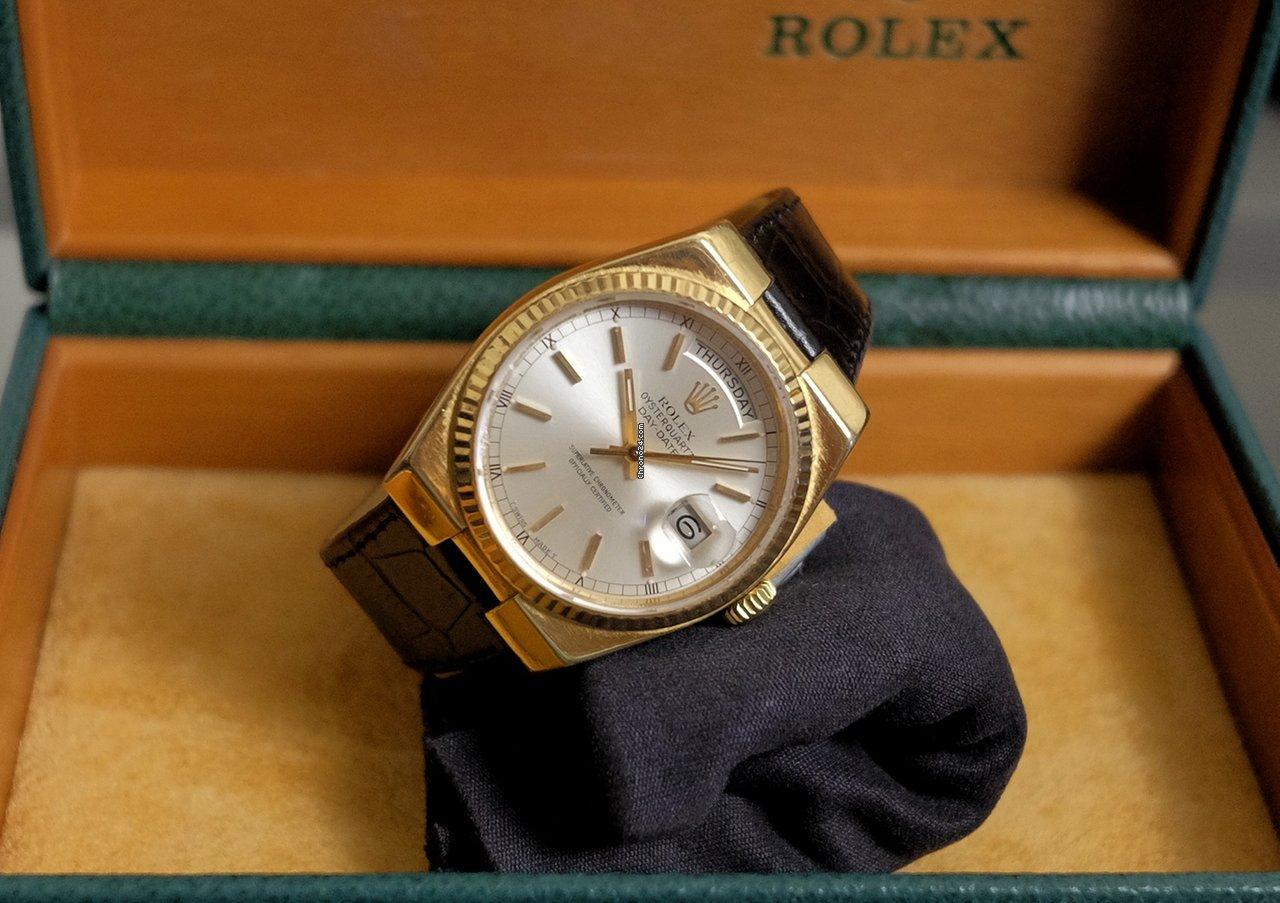 Rolex Day-Date Oysterquartz 19018 usados