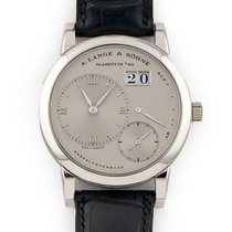 A. Lange & Söhne pre-owned Automatic Silver