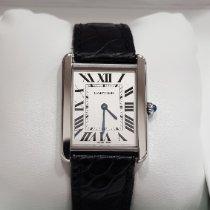 Cartier Ατσάλι 27mm Χαλαζίας 2715 μεταχειρισμένο