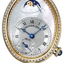 Breguet Yellow gold 28.45mm Automatic 8908BA/52/964/D00D pre-owned