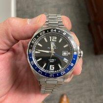 TAG Heuer Formula 1 Calibre 7 Steel 41mm Black No numerals United States of America, South Carolina, Greenville
