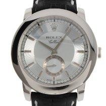 Rolex Cellini 5241 Very good Platinum 38mm Manual winding