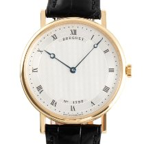Breguet Yellow gold 38.5mm Automatic 5157 pre-owned