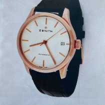 Zenith Port Royal Rose gold 38mm White No numerals United States of America, Colorado, Centennial
