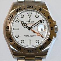 Rolex Explorer II Acero 42mm Blanco Sin cifras España, Madrid