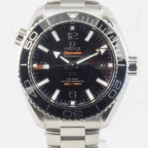 Omega Seamaster Planet Ocean Steel 43.5mm Black Arabic numerals United States of America, California, Newport Beach, Orange County, CA