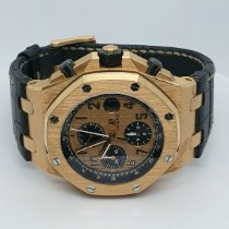 Audemars Piguet Rose gold 42mm Automatic 26470OR.OO.A002CR.01 pre-owned