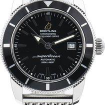 Breitling Superocean Heritage 42 Acero 42mm Negro