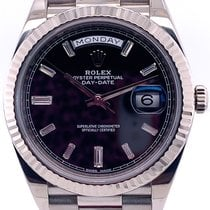 Rolex Day-Date 40 228239 Very good White gold 40mm Automatic