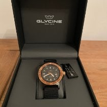 Glycine Steel 42mm Automatic GL0173 pre-owned