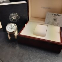 Longines L2.738.4.71.3 Steel Master Collection pre-owned