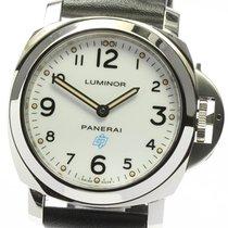 Panerai Luminor Base Logo 44mm Белый