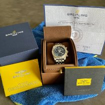 Breitling Chronomat new 2021 Automatic Chronograph Watch with original box and original papers AB0115101C1A1