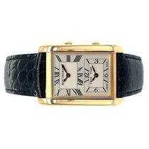 Carl F. Bucherer Yellow gold Quartz Bucherer Twin Time Quartz Watch pre-owned United States of America, California, La Jolla