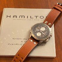 Hamilton Steel 44mm Automatic H77616533 new United States of America, Virginia, Manassas