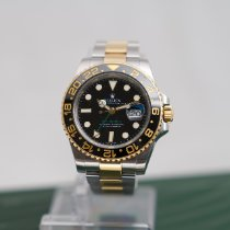 Rolex GMT-Master II 116713LN Good Gold/Steel 40mm Automatic Thailand, Bangkok