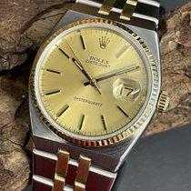 Rolex Datejust Oysterquartz 36mm Ouro