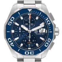 TAG Heuer Aquaracer 300M new 2019 Quartz Chronograph Watch with original box and original papers CAY211B.BA0927