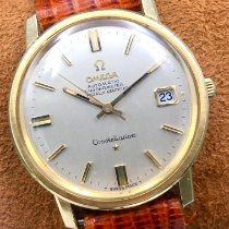 Omega Gold/Steel 35mm Automatic 168018 pre-owned