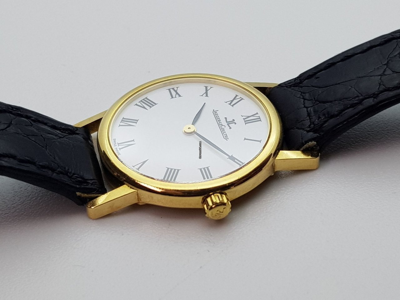 Jaeger-LeCoultre 131.1.09 1985 pre-owned