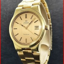 Omega Gold/Steel 36.5mm Automatic 166.0173 pre-owned