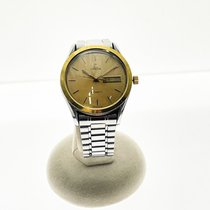Omega Steel 35mm Automatic Seamaster pre-owned