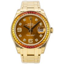 Rolex 86348SAJOR Yellow gold 2016 39mm pre-owned