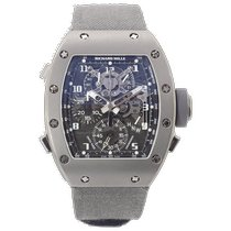 Richard Mille Titanium 40mm Manual winding RM 004 pre-owned