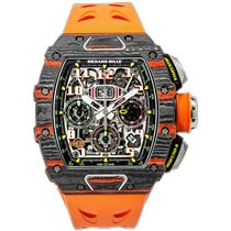 Richard Mille Carbon 50mm Automatic RM 11-03 new