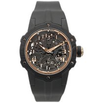 Richard Mille Carbon 42mm Automatic RM33-02 RG CA new